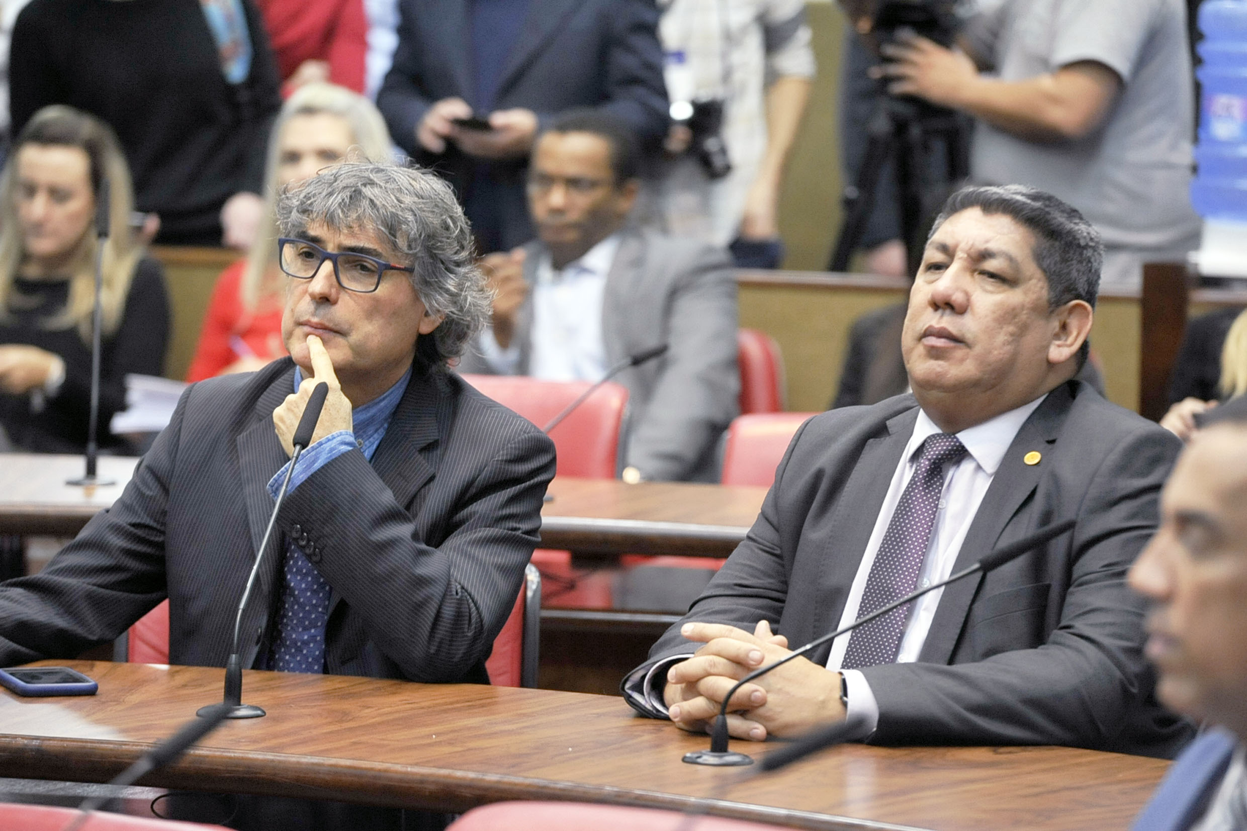 Carlos Giannazi e Adalberto Freitas<a style='float:right' href='https://www3.al.sp.gov.br/repositorio/noticia/N-08-2019/fg237600.jpg' target=_blank><img src='/_img/material-file-download-white.png' width='14px' alt='Clique para baixar a imagem'></a>