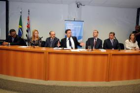 Ernesto Rezende Neto, Val�ria Scaranzi, Valderci Alvares, Fernando Capez, Ricardo Pereira, Airton Buzzo Alves e Joyce Markovits