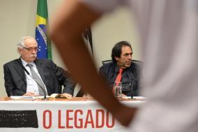 Modesto Carvalhosa e Adriano Diogo