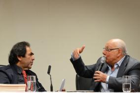 Adriano Diogo e Walter Colli