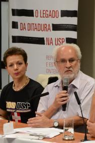 Maria Betti e Silvio Salinas