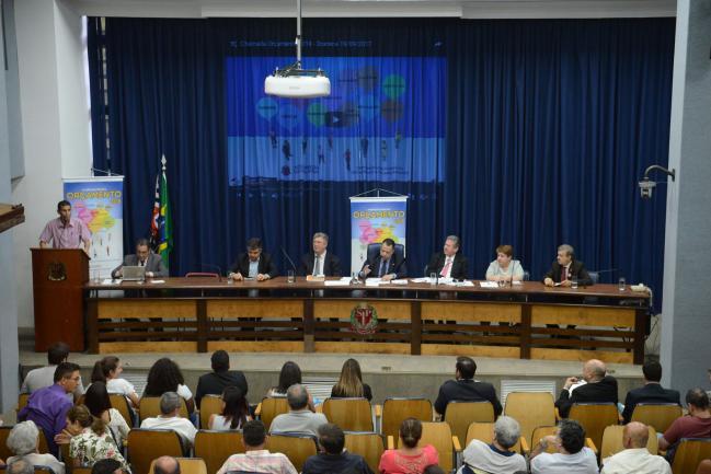 Reunião da audiência pública
