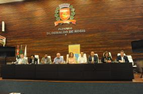 Audiência pública da Comissão de Finanças, Orçamento e Planejamento em Santos