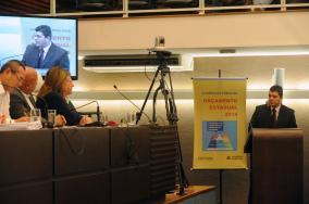 Rodrigo Ramos Figueiredo fala na audiência pública