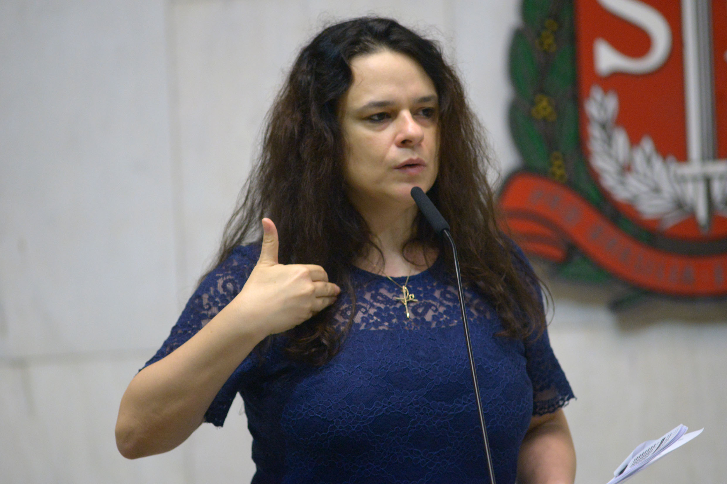 Janaina Paschoal<a style='float:right' href='https://www3.al.sp.gov.br/repositorio/noticia/N-10-2019/fg242928.jpg' target=_blank><img src='/_img/material-file-download-white.png' width='14px' alt='Clique para baixar a imagem'></a>