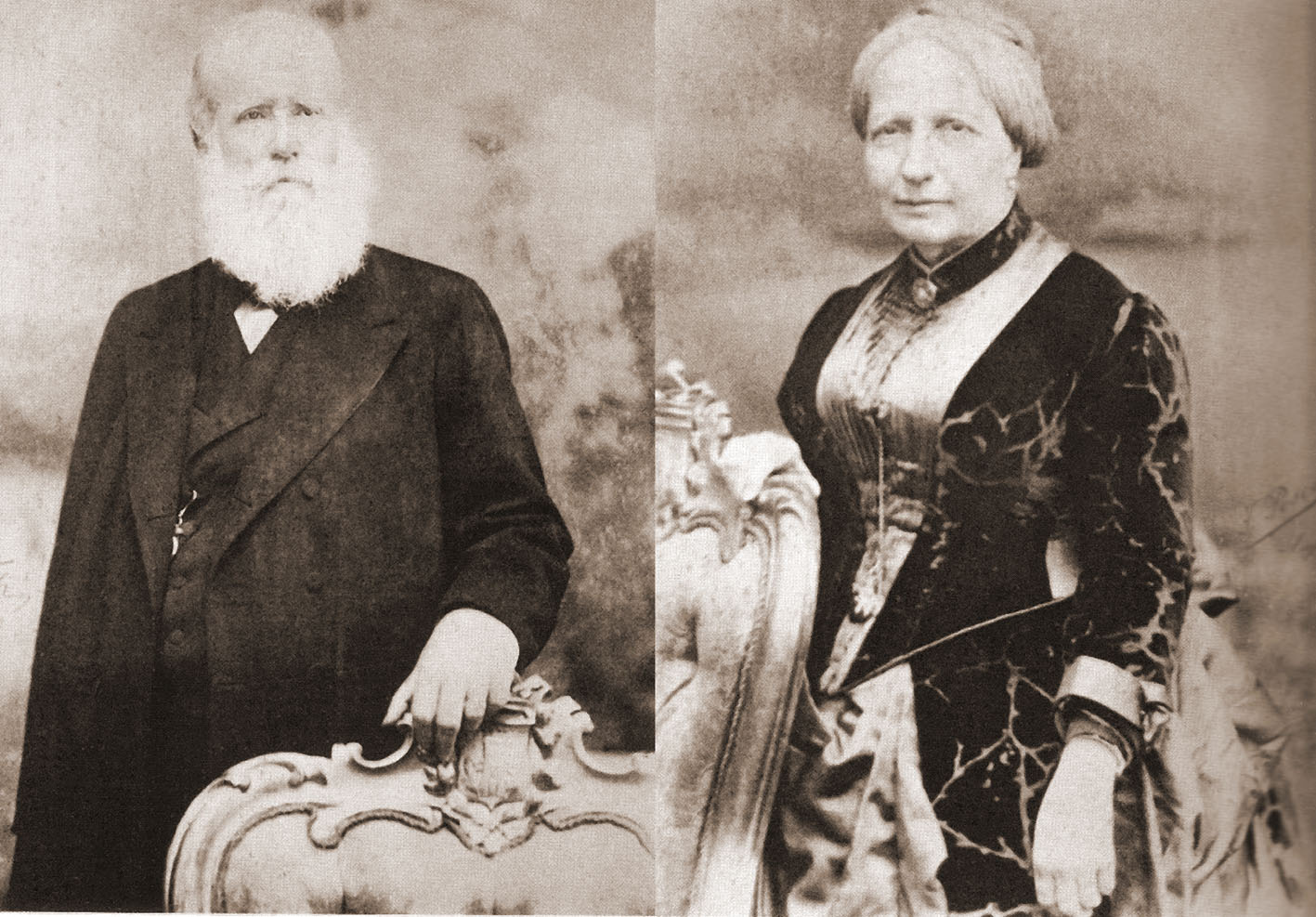 D.Pedro II e Dona Thereza Christina em 1888  <a style='float:right' href='https://www3.al.sp.gov.br/repositorio/noticia/N-11-2013/fg139708.jpg' target=_blank><img src='/_img/material-file-download-white.png' width='14px' alt='Clique para baixar a imagem'></a>