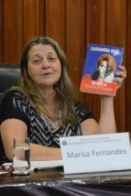 Marisa Fernandes e publicação da escritora Cassandra Rios