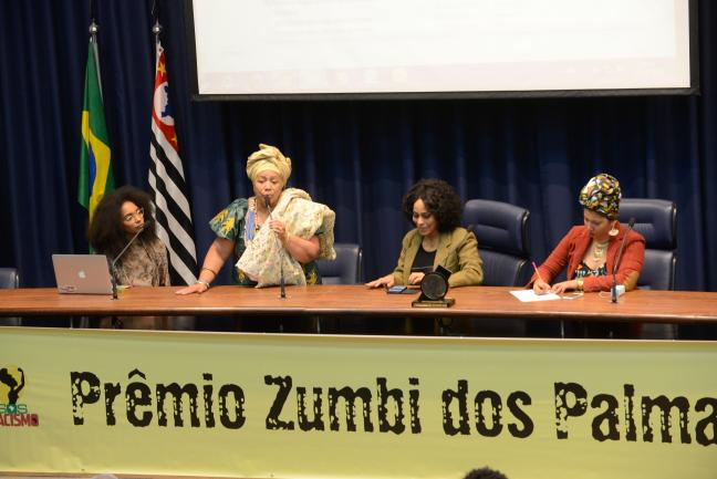 Nataly Neri, Mãe Carmen de Osun, Mylene Ramos e Maria das Neves