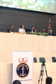 General Carlos Sardinha, Vice-Almirante Liseo Zampronio, Fernando Capez, Coronel José Geraldo Ferreira Malta e Wallace Oliveira Guirelli