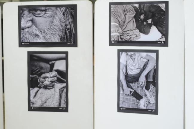 """Exposição """"São Paulo Mostra sua Cara! O verdadeiro retrato das pessoas em situação de rua de SP"""""""