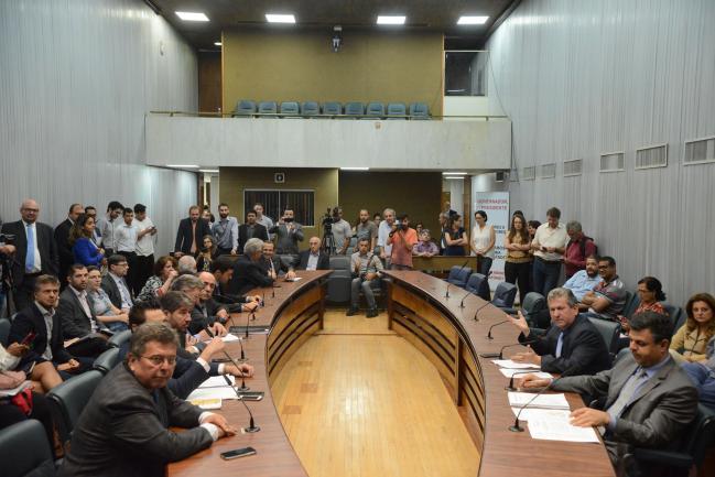 Reunião da Comissão de Finanças, Orçamento e Planejamento