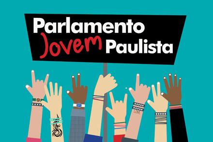 Alunos da rede pública e privada podem inscrever-se no Parlamento Jovem Paulista