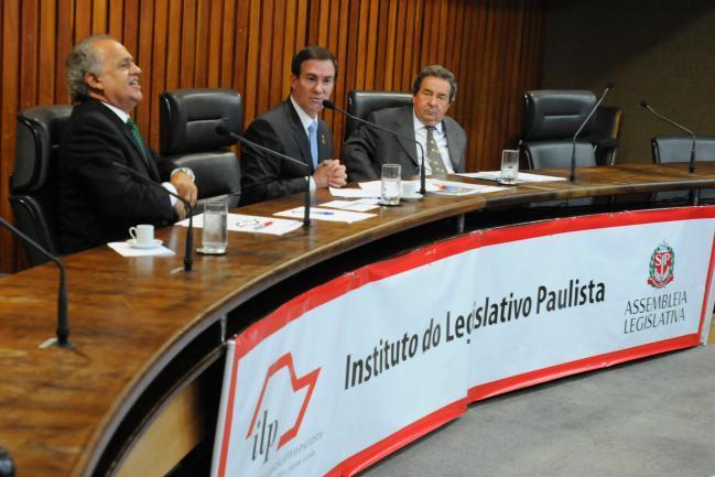 Dimas Ramalho,Coronel Camilo e Sergio Ciqueira Rossi