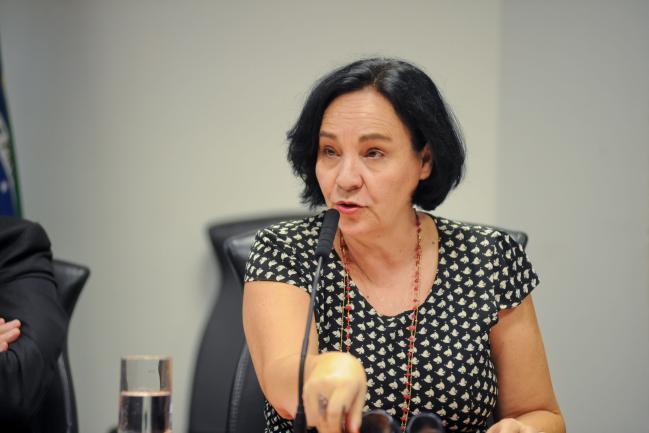 Márcia Lia, (PT).